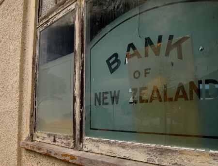 Bank of New Zealand buiilding.